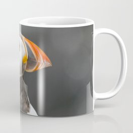 close up Puffin bird Coffee Mug