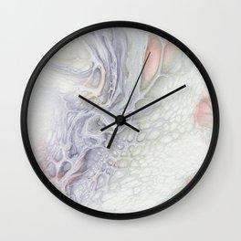 Luminous Garden Wall Clock