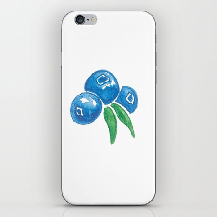 Why So Blueberry? iPhone Skin