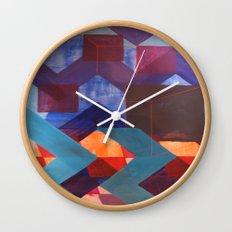geo1 Wall Clock