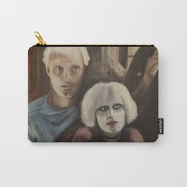 Roy and Pris Carry-All Pouch