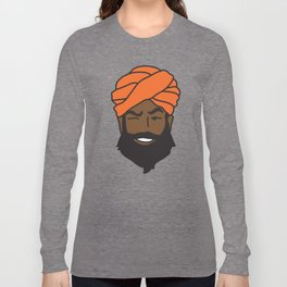 Sikh Bro Long Sleeve T-shirt