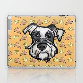 Peter loves pizza and cheese Laptop & iPad Skin