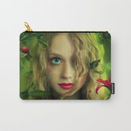 Splintered Carry-All Pouch