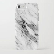 Classic Marble Slim Case iPhone 7