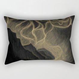 Arrival of the Gods Rectangular Pillow