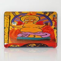 simpson iPad Cases featuring Simpson by Samantha Sager