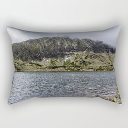 Batizovské pleso Rectangular Pillow
