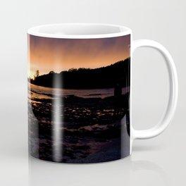 jjhelene Sunset at Lake Erie, Fort Erie, Ontario Canada Coffee Mug