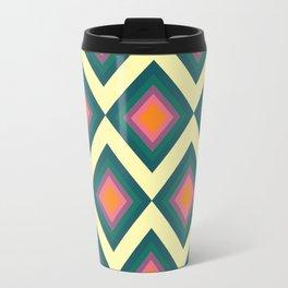 Retro Pattern VII Travel Mug