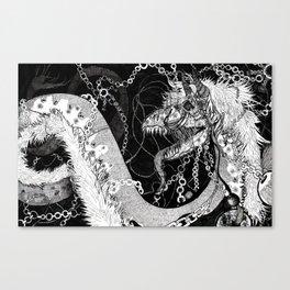 makara Canvas Print
