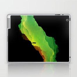 Toxic ISOLATION Laptop & iPad Skin