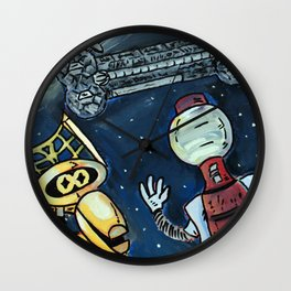 Mystery Science Theater 3000 Wall Clock