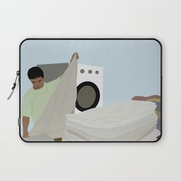 working man Laptop Sleeve