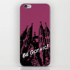 Gaudi - Be Gothic! iPhone & iPod Skin