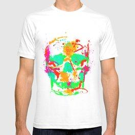 Dead Color Skull T-shirt