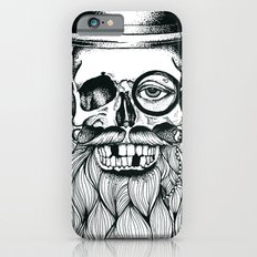 Mr. Skull Beard Slim Case iPhone 6s