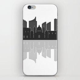vienna skyline iPhone Skin