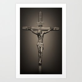 Crucifixion - For All of US Art Print