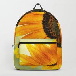 BRIGHT SUNFLOWER Backpack