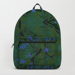 Branch and Bluebell Backpack