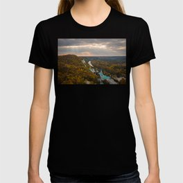 Holy Mountains Monastery (Ukraine) T-shirt