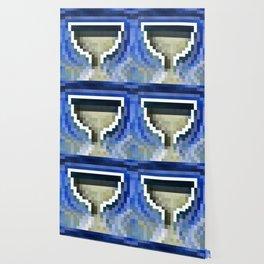 Poseidon's Pixel Cup Wallpaper