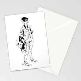 Bullet Stationery Cards