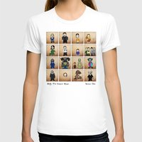 buffy the vampire slayer T-shirts featuring Buffy the Vampire Slayer: Season One by BovaArt