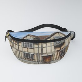 William Shakespeare's Birthplace Fanny Pack