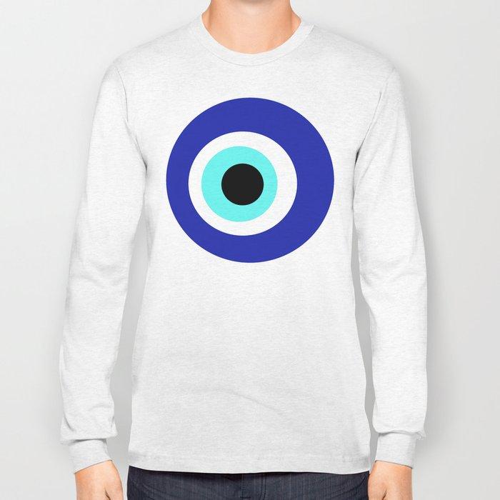 Blue Eye Long Sleeve T-shirt