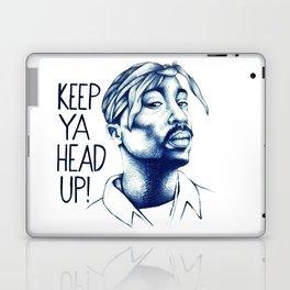 Tupac Laptop & iPad Skin