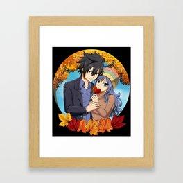 Warm Autumn Framed Art Print