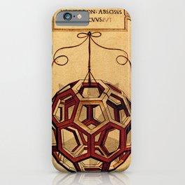 Ycocedron Abscisus Vacuus iPhone Case