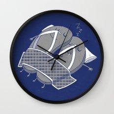 'sleep'pers Wall Clock