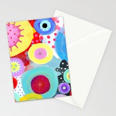 I know you are strong Stationery Cards