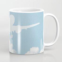 Up In The Air Coffee Mug