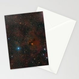 Hubble Space Telescope - The area around XZ Tauri Stationery Cards