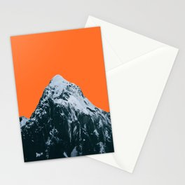 MH Orange Stationery Cards
