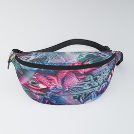 Swirling Waves Fanny Pack