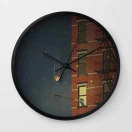 A Special Gift Wall Clock