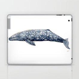 Grey whale Laptop & iPad Skin