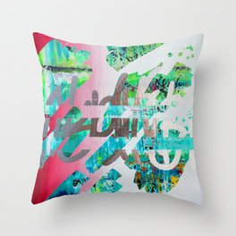 ABJECT - OBJECT Throw Pillow