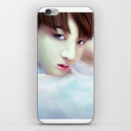 BTS - Jungkook - Angel iPhone Skin