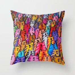 Cats 05 Throw Pillow
