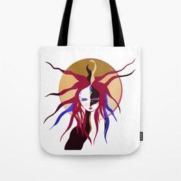Circe The Magical Woman Tote Bag