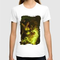 witchcraft T-shirts featuring Witchcraft by Pinturero