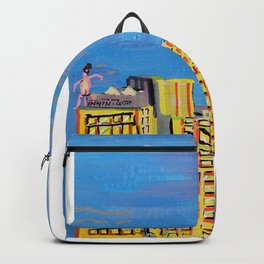 Big Egos out there Backpack
