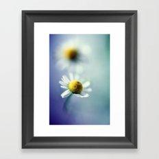 float on Framed Art Print