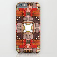 Recycled Art Project #78 iPhone 6s Slim Case